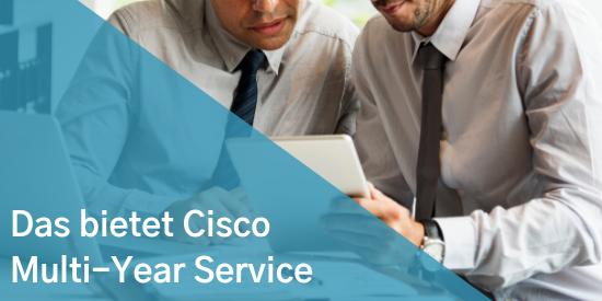 Das bietet Cisco Multi-Year Service