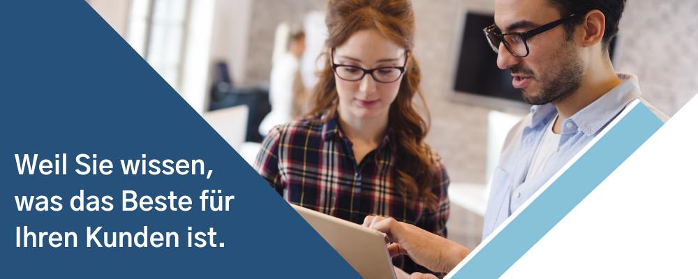 Profitieren Sie mit Comstor von Multiyear und geben Sie Ihrem Kunden das Angebot, was er benötigt