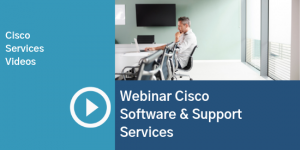 Comstor_Webinar Cisco Software & Support Services