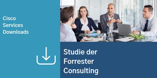 Comstor_Studie der Forrester Consulting Die Vorteile von Smart Net Total Care