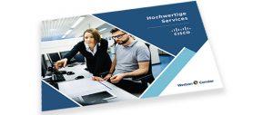 Cisco Services hochwertige Services Produktübersicht