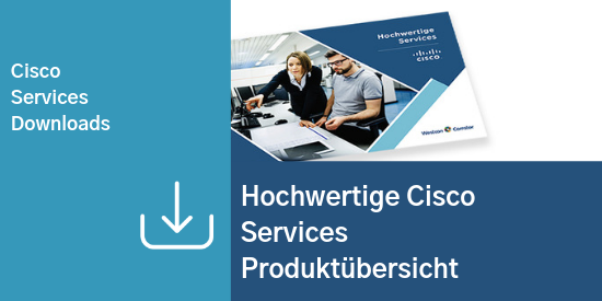 Comstor_Services_Download_Hochwertige Cisco Services Produktübersicht